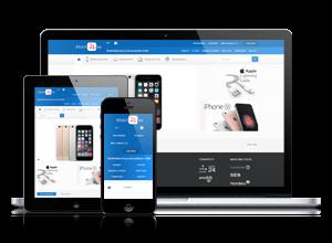 Mobiil24 tegeleb mobiiltelefonide ja arvutite müügi, – hoolduse ning – remondiga. Valmistasime neile eridisainiga e-poe.